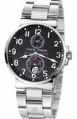 Ulysse Nardin Maxi Marine Chronometer 41mm 263-66-7/62 Steel