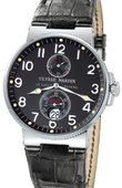 Ulysse Nardin Maxi Marine Chronometer 41mm 263-66/62 Steel