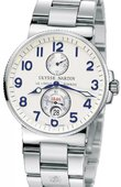 Ulysse Nardin Maxi Marine Chronometer 41mm 263-66-7 Steel
