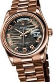 Rolex Day-Date 118205 bronze Everose Gold