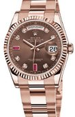 Rolex Day-Date 118235 Everose Gold