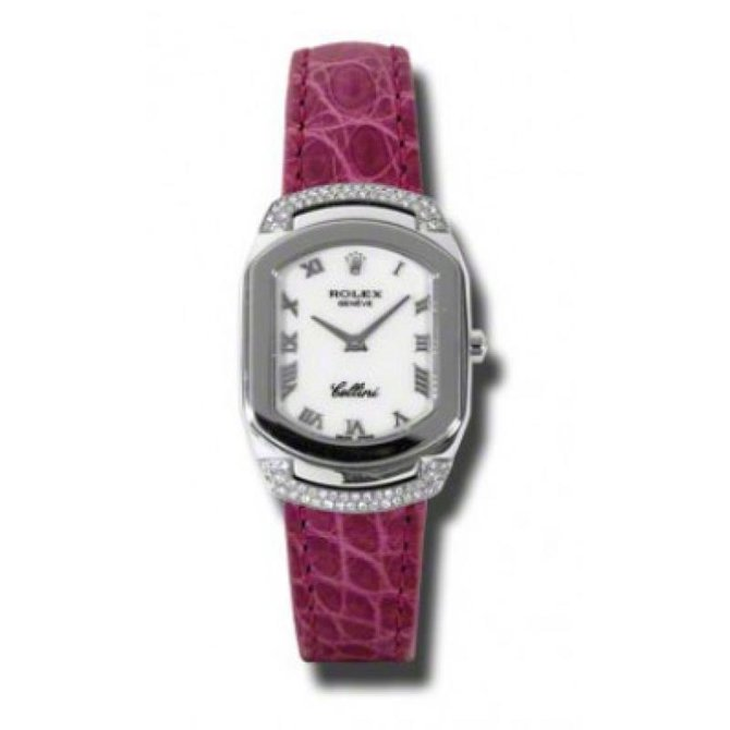 6692/9 wrp Rolex Celissima White Gold Cellini