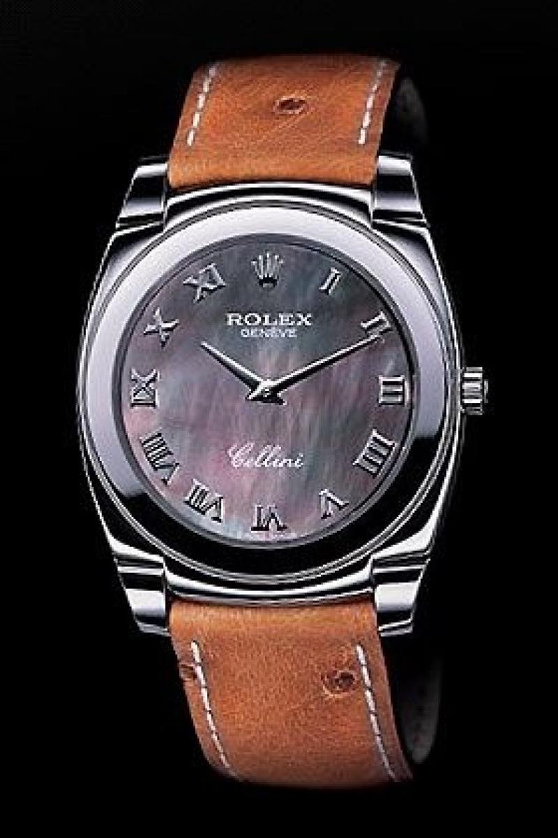 5330.9 Rolex Cestello White Gold Cellini