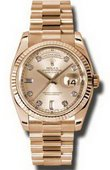 Rolex Day-Date 118235 chdp Everose Gold