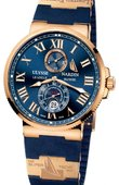 Ulysse Nardin Maxi Marine Chronometer 43mm 266-67-3/43YAC Super Yacht Cup 2009 Limited Edition 50