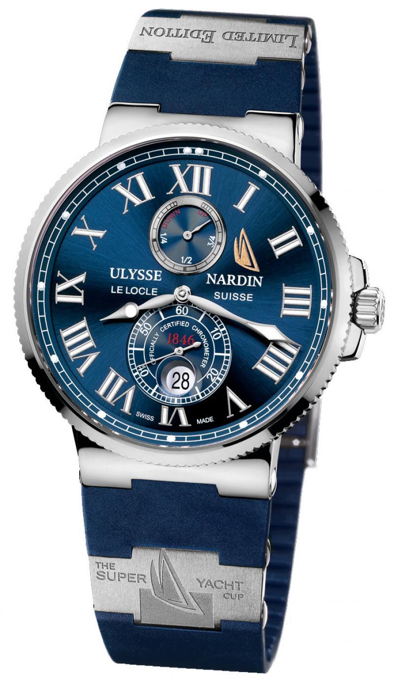 Часовая марка Ulysse Nardin Юлис Нардин: официальный