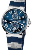Ulysse Nardin Maxi Marine Chronometer 43mm 263-67-3/43YAC Super Yacht Cup 2009 Limited Edition 99