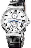 Ulysse Nardin Часы Ulysse Nardin Maxi Marine Chronometer 43mm 263-67/40 Steel