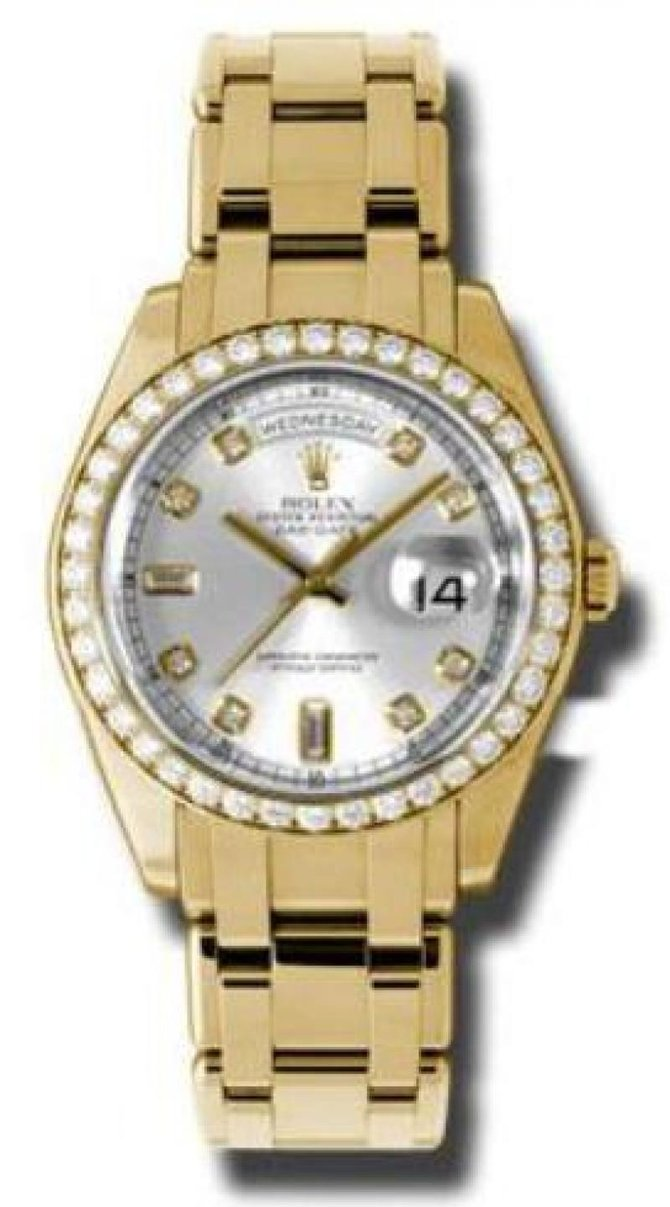 18948 sd Rolex Special Edition Yellow Gold Day-Date
