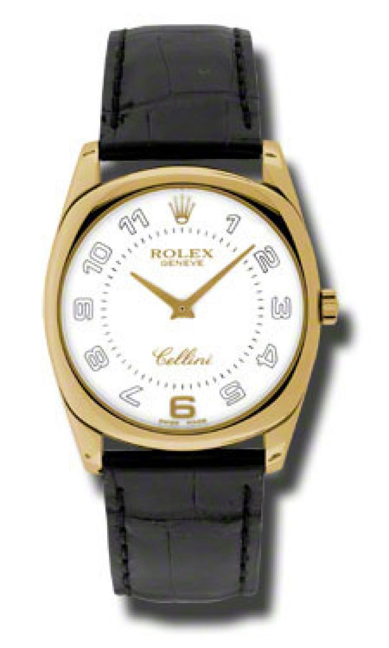 4233.8 wa Rolex Danaos Yellow Gold Cellini