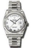 Rolex Day-Date 118239 wrp White Gold