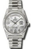 Rolex Day-Date 118339 mdp White Gold