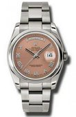 Rolex Day-Date 118209 cro White Gold