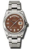 Rolex Day-Date 118209 hbjdo White Gold