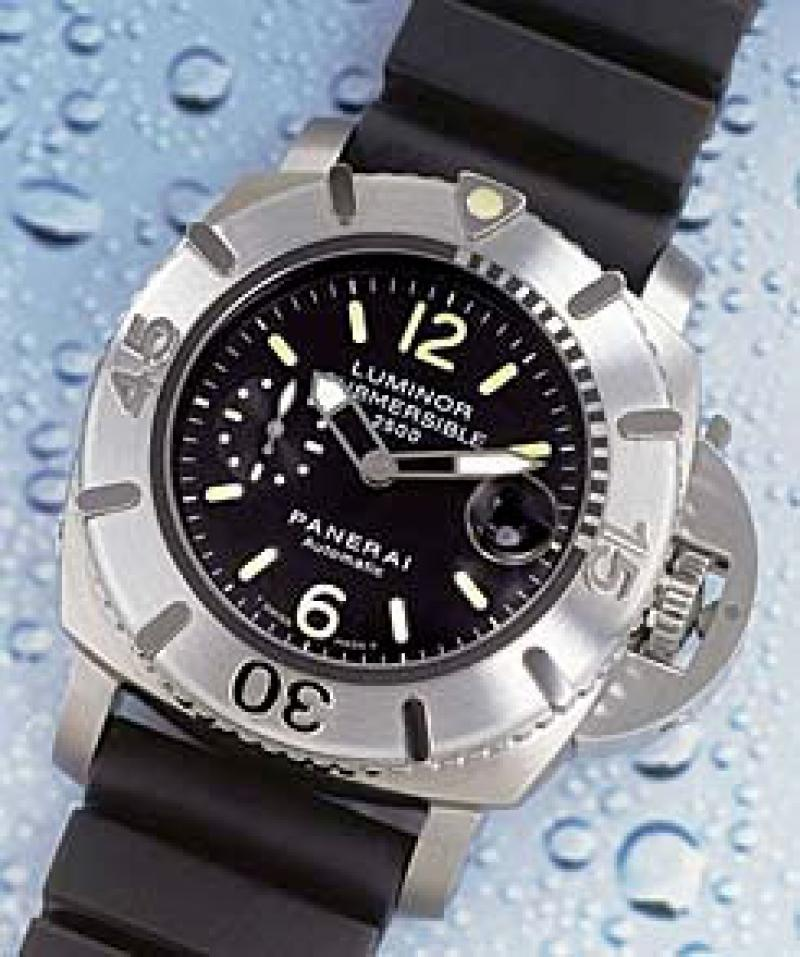 PAM00194 Officine Panerai Luminor Submersible 2500m Special Edition 1000 Special Editions