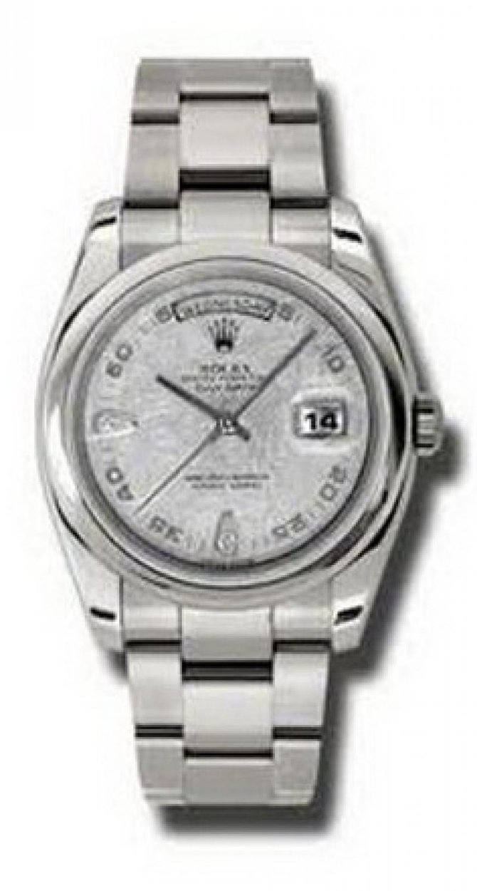 118209 mtado Rolex White Gold Day-Date