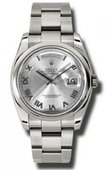 Rolex Day-Date 118209 rro White Gold