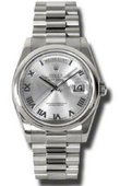 Rolex Day-Date 118209 rrp White Gold