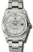 Rolex Day-Date 118209 sso White Gold