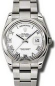 Rolex Day-Date 118209 wro White Gold