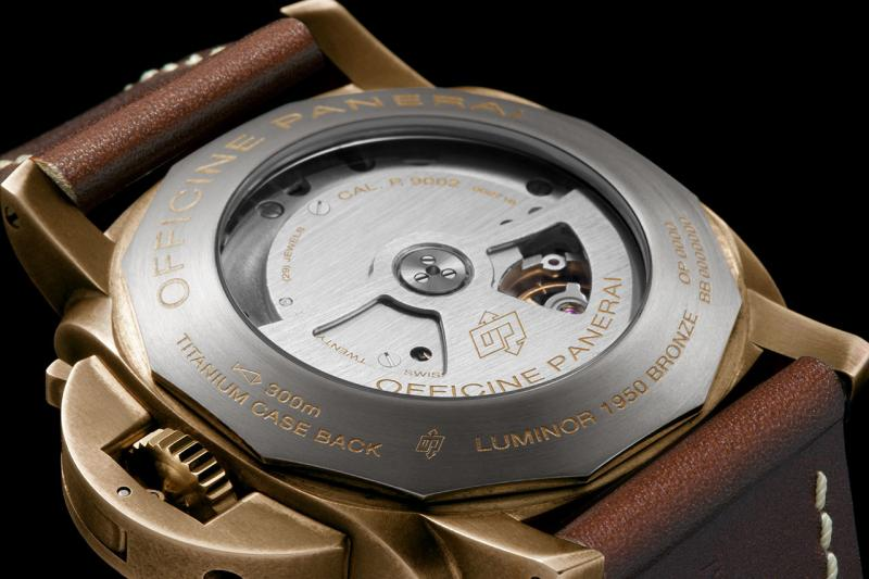 PAM00507 Officine Panerai Luminor Submersible 1950 3 Days Power Reserve Automatic Bronzo Limited Edition 1000 Special Editions