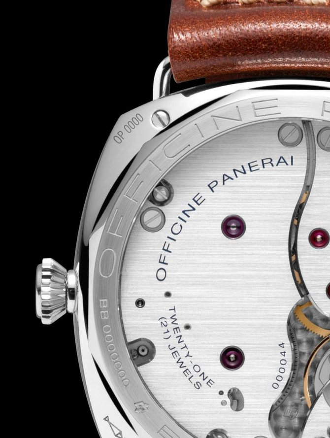 PAM00449 Officine Panerai Radiomir S.L.C. 3 Days Limited Edition 500 Special Editions