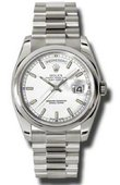 Rolex Day-Date 118209 wsp White Gold
