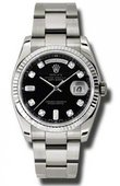 Rolex Day-Date 118239 bkdo White Gold