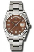 Rolex Day-Date 118239 hbjdo White Gold