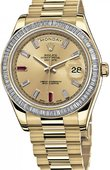 Rolex Day-Date 218398 BR Yellow Gold