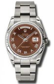 Rolex Day-Date 118239 hbro White Gold