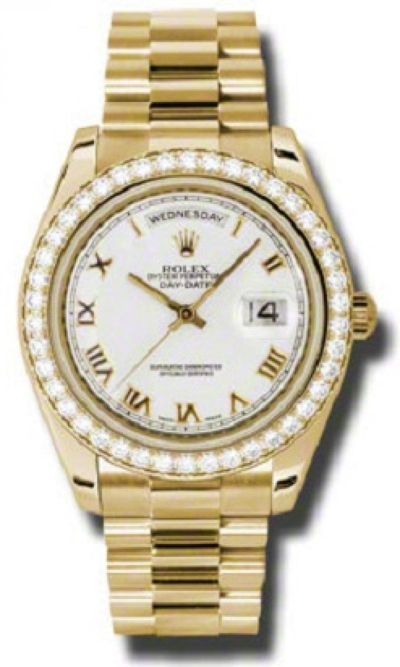 218348 wrp Rolex Yellow Gold Day-Date