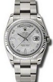 Rolex Day-Date 118239 mtado White Gold