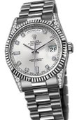 Rolex Day-Date 118339 sdp White Gold