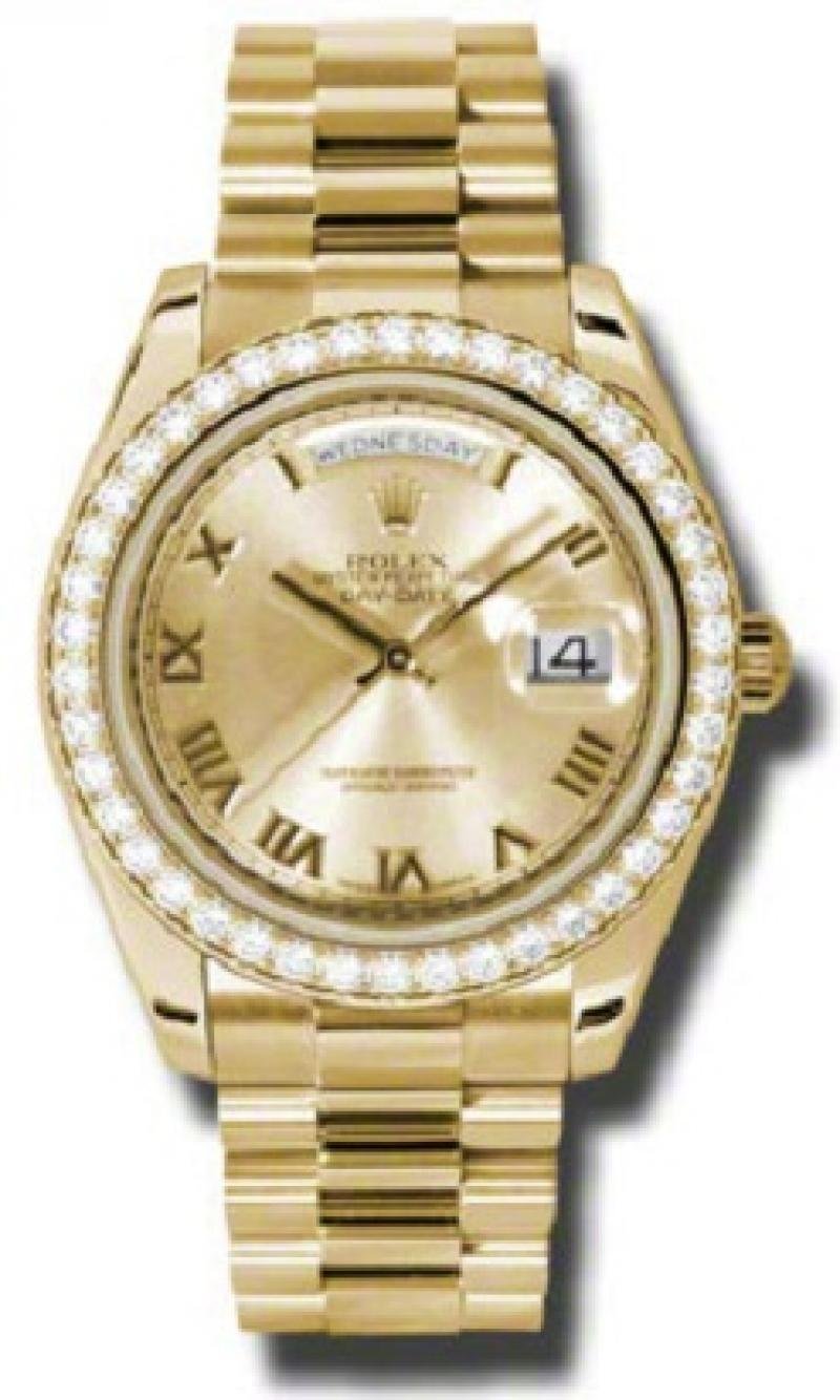 218348 chrp Rolex Yellow Gold Day-Date