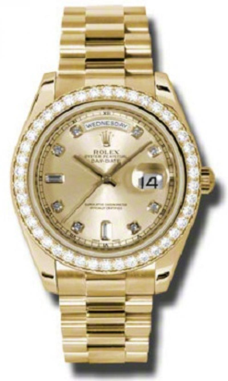 218348 chdp Rolex Yellow Gold Day-Date