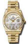 Rolex Day-Date 118238 mdp Yellow Gold