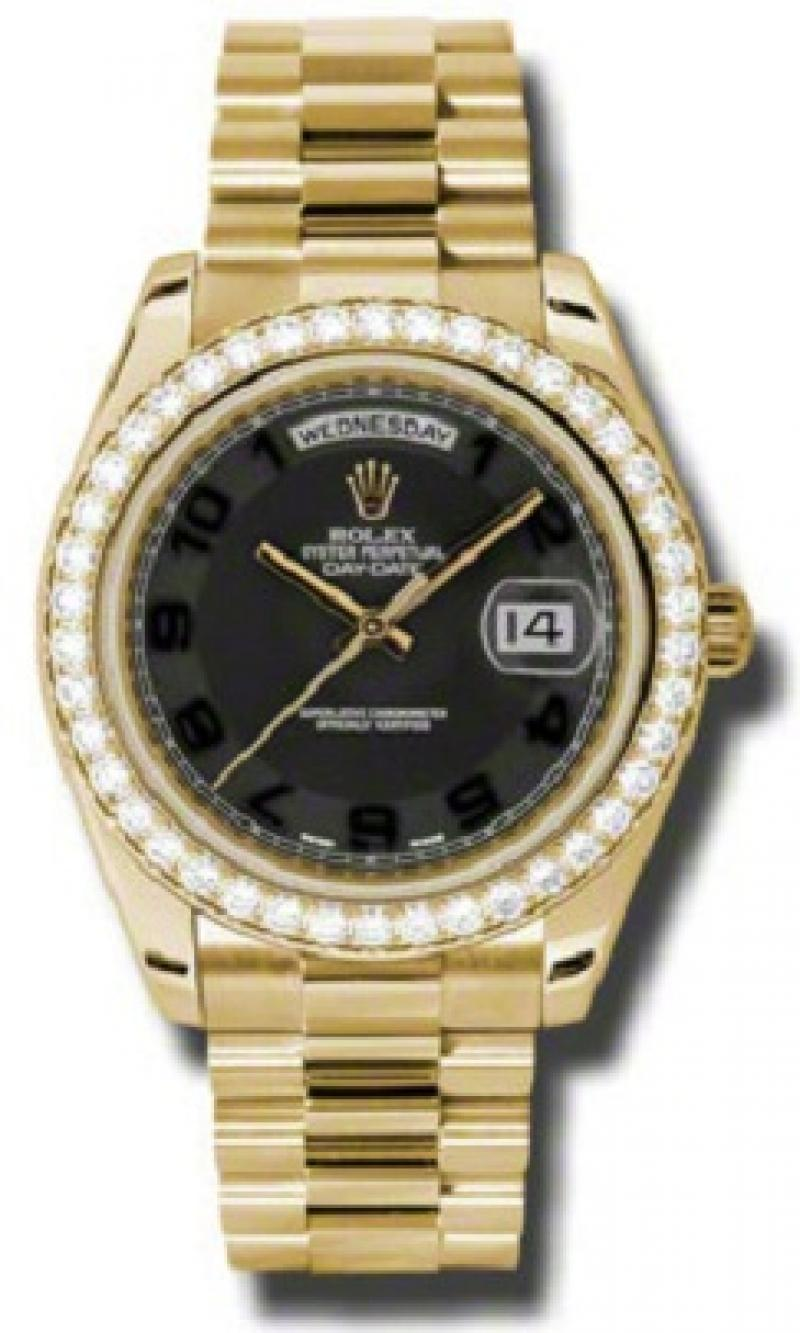 218348 bkcap Rolex Yellow Gold Day-Date