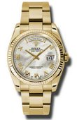 Rolex Day-Date 118238 mro Yellow Gold
