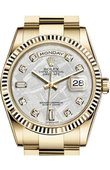 Rolex Day-Date 118238 mtdo Yellow Gold