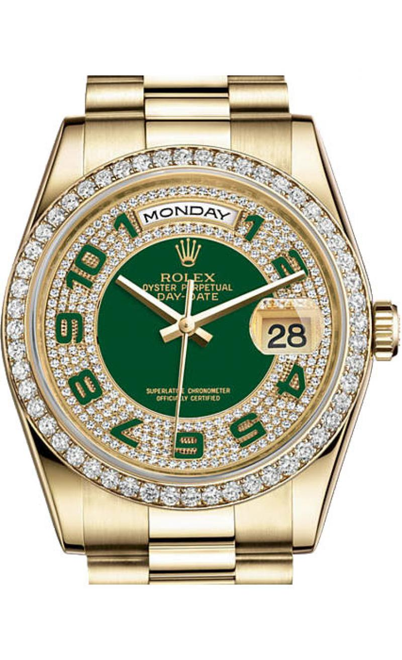 118348 pgap Rolex Yellow Gold Day-Date