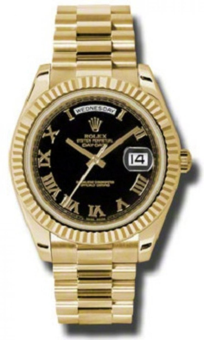 218238 bkrp Rolex Yellow Gold Day-Date