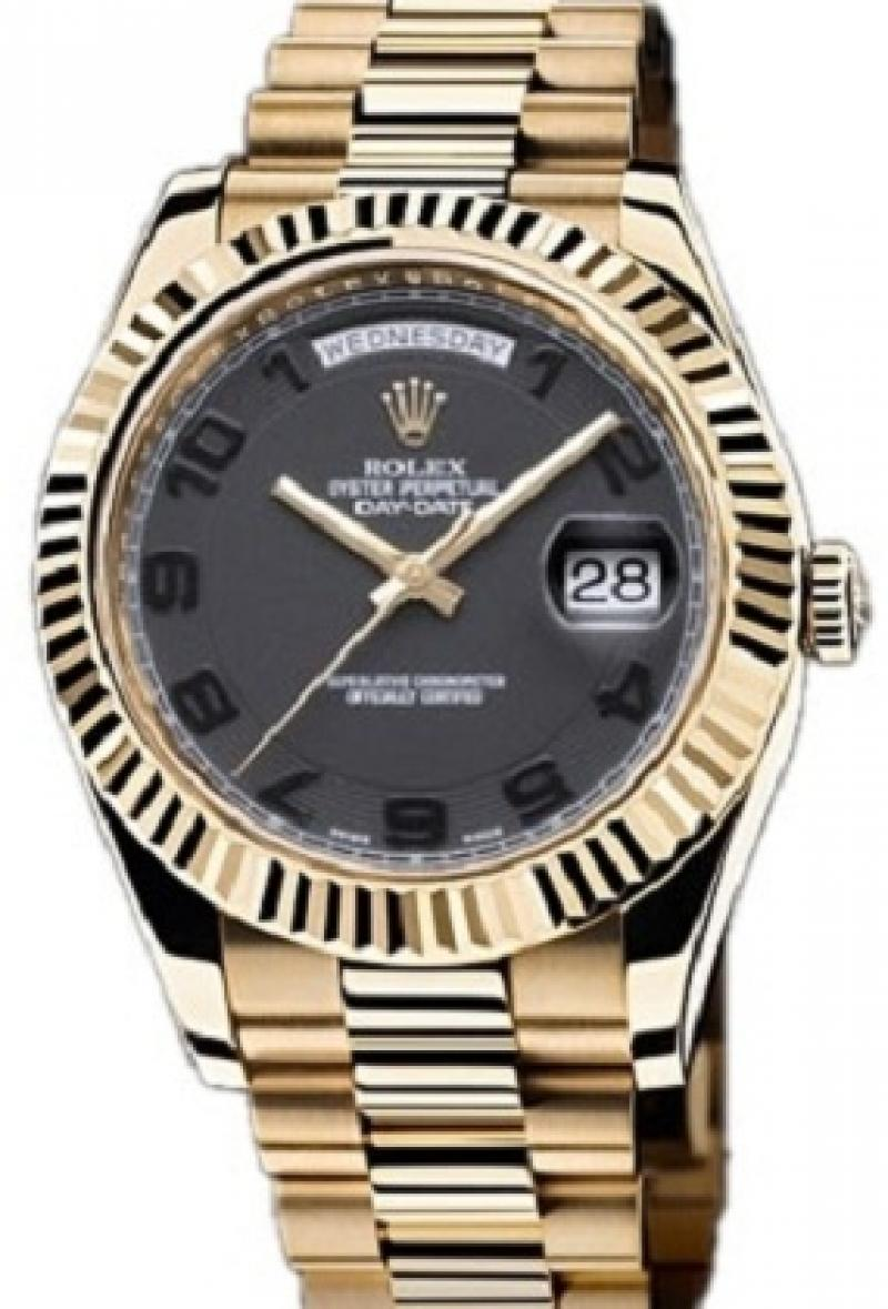 218238 bkcap Rolex Yellow Gold Day-Date