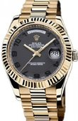 Rolex Day-Date 218238 bkcap Yellow Gold