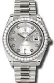Rolex Day-Date 218349 sdp White Gold