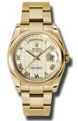 Rolex Day-Date 118208 ipro Yellow Gold