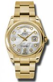 Rolex Day-Date 118208 mdo Yellow Gold