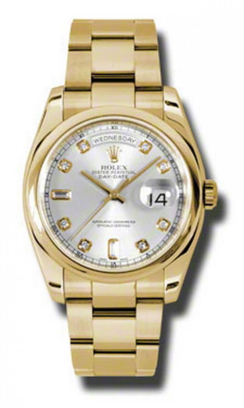 118208 sdo Rolex Yellow Gold Day-Date