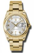 Rolex Day-Date 118208 sdo Yellow Gold