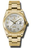 Rolex Day-Date 118208 sjdo Yellow Gold